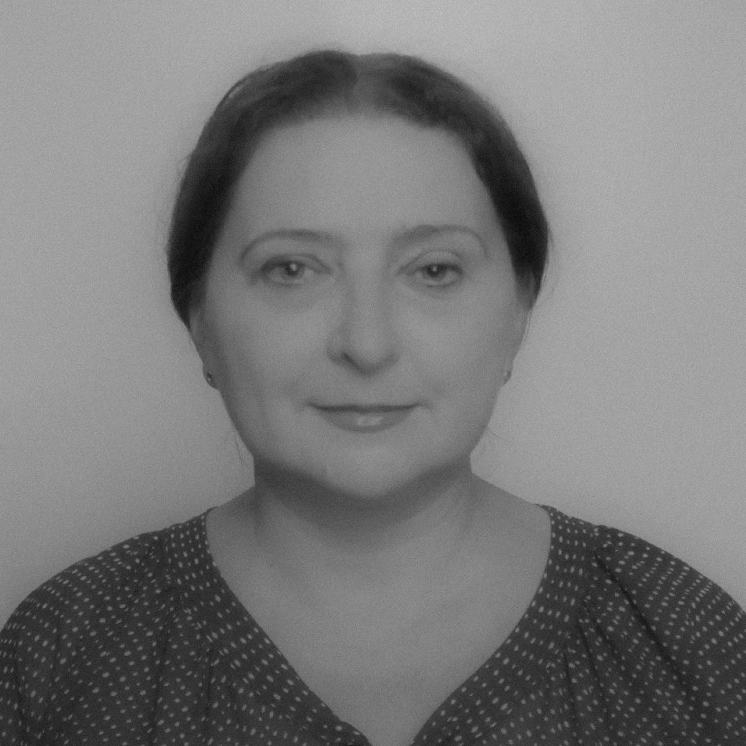 Speaker: TETIANA PAVLOVA