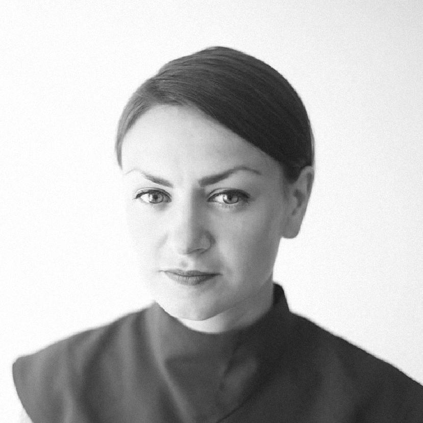 Speaker: YANINA PRUDENKO